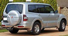 Mitsubishi Pajero 2001-2003 Workshop Repair Manual On Cd