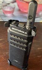 Motorola SL300  UHF Radio  Untested For Parts  Or Repair