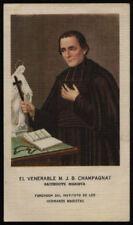 "santino-holy card""S.MARCELLINO CHAMPAGNAT"