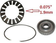 Spring-Disk, Snap-Ring&hub, Borg Warner T-35/66, 1962-Up. 8122463 4486217