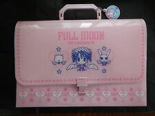 Full Moon wo sagashite MANGETSU Wo SAGASHITE Ribon School bag with plastic sheet