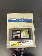 Toshiba Tosvert - 130G2+ Transitor Inverter VT130G2+4055
