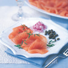 H. Forman & Son Cure Hand Sliced Smoked Scottish Salmon 1.2kg, 10-12 Servings