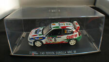 High Speed ◊ Toyota Corolla WRC 98 C.Mainz I.Moya ◊ 1/43 ◊ en boite / boxed