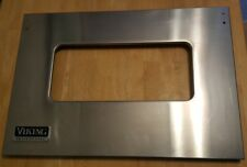 Viking Oven Outer Door Panel SS (with name plate) B2002931