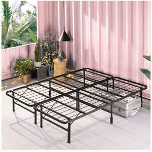 Zinus Shawn 14 Inch Metal SmartBase Bed Frame Platform Bed Frame QUEEN SIZE