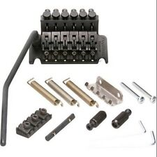 Genuine Floyd Rose Special Series Tremolo Bridge set BLACK & R2 Nut