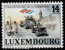 Luxemburg postfris 1994 MNH 1352 - Bevrijding 50 Jaar