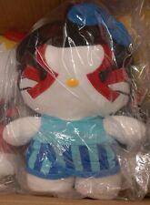 Toynami Sanrio Hello Kitty Capcom Street Fighter E Honda Plush 10 11 Series 3