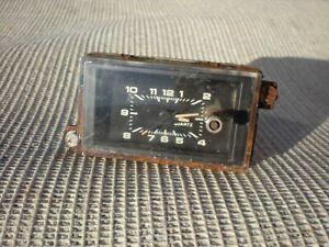 1970 AMC REBEL CLOCK OEM