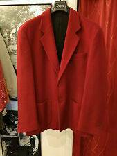 Rare French Chic Agnes B 600€ Suit Blazer Jacket Size XL (EU 54) Made in France