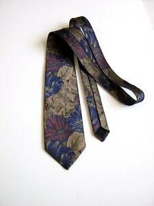 LUCA DOMINI New Vintage 80 Silk Blend Mixed Silk Original - Made IN Italy