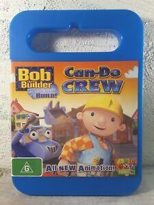 Bob the Builder DVD - The Can-Do Crew_Boys Early Education Cartoon ABC Kids