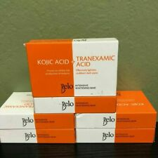 6 Belo Kojic Acid + Tranexamic Acid Original Soap 65g