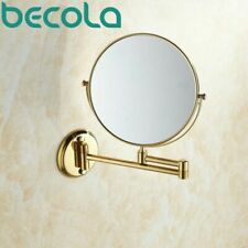 Double Side Bathroom Folding Brass BR-6738 Bath Extend Arm Dual Mounted Wall