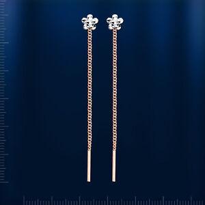 Русское Золото в Германии Ohrhänger Durchzieher OR13908
