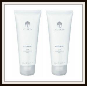 NEW! 2 x Nu Skin NuSkin Enhancer Skin Conditioning Gel (Aloe Vera Gel)