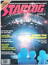 STARLOG # 38 SCI-FI MAGAZINE 1980 DE FOREST KELLY GEORGE PAL CLASH OF THE TITANS