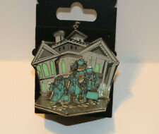 Rare Disney Collector Pin Haunted Mansion Imagineer Exclusive Limited ~ 3 Ghost