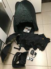 Hoodman Hood Loupe, Kata Rain Covers & Outdoor Kit