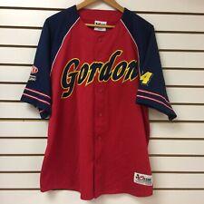 Jeff Gordon NASCAR Embroidered, Chase Authentic Baseball Jersey Size Large