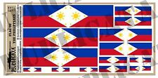 Diorama Accessory - Flag of the Philippines - 1/72, 1/48, 1/32, 1/35 Scales
