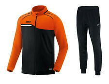 JAKO Trainingsanzug Competition/Classico schwarz/neonorange S M L XL XXL 3XL 4XL