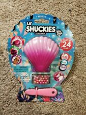 Lil'Shuckies Pearl Party Kit New Sealed Purple/Pink