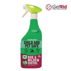 Hydroponics Red Spider Mite Killer Aphids Whitefly Thrip Beetle Greenhouse 1L