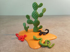 PLAYMOBIL Plante cactus branches 3798 Western 3802 3396 3749 Indien 3878