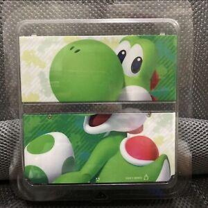New Nintendo 3DS Kisekae Cover Plates No.070 3D Yoshi 2015 Mario Pokemon Zelda