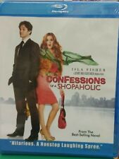 Blue Ray~ NEW~ Confessions of A Shopaholic~ Free Shipping~ Touchtone