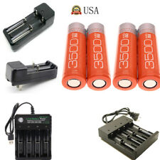 3500mAh Flat Top 18650Rechargeable Battery 3.7V High Drain For VAiPE Battery