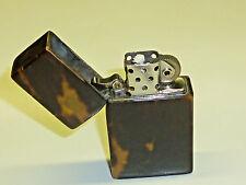Vintage ZIPPO Lighter Insert PAT. 2517191 with BAKELITE Case-NICE LOOK-RARE