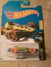 2017 Hot Wheels L Case Treasure Hunt Arrow Dynamic
