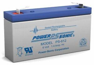 IBT BT2.812L Battery Replacement - 12V 2.8AH SLA AGM