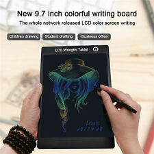 9.7'' LCD Writing Tablet Screen Paperless kid's Digital Write Drawing Board Pad