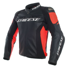 Dainese Racing 3 leather motorcycle, motorbike jacket