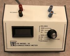 YSI Model 35 Conductance Meter