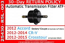 Genuine Honda OEM - Automatic Transmission Filter ATF - 25430-R5L-003