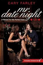 NEW ~ MR. DATE NIGHT - A RECIPE FOR THE PERFECT DATE - WITH SEALED CD