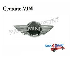 NEW MINI R53 R53C Cooper S Convertible Hood Emblem