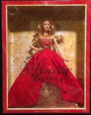 Barbie 2014 Holiday Barbie Mattel New 2013