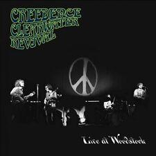 "Live at Woodstock - Creedence Clearwater Revival (12"" Album) [Vinyl]"