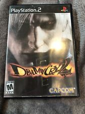 Devil May Cry 2 (Sony PlayStation 2, 2003) - Missing Manual