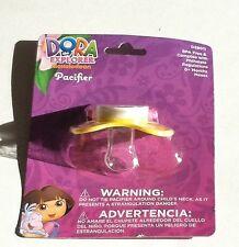 Nickelodeon Dora The Explorer Pacifier