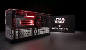 NVIDIA TITAN Xp Star Wars Galactic Empire COLLECTORS EDITION 900-1G611-2532-000