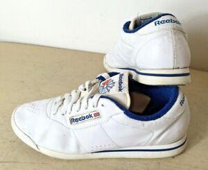 Reebok Classic Women's Trainers Size 6 (UK) 39 (EU) 8.5 (US) Leather Upper White