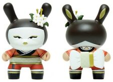 Kidrobot HUCK GEE Gold Life Dunny Geisha Madame CHASE 1/32 Unboxed