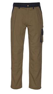 MASCOT Bundhose Torino khaki/marine
